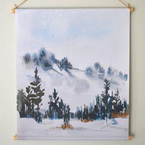snowy_pines